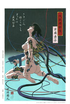 GHOST IN THE SHELL Ukiyo-E
