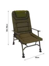 CARPSPIRIT Blax Arm Chair
