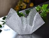 Acrylglas Schale mittel rund in Ice Crush