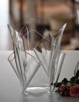 Acrylglas Vase mittel - klar