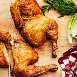 Organic Half Chicken