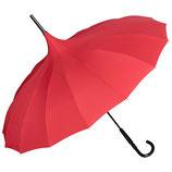"""Pagode """"Regenschirm u. Sonnenschirm"""""""