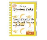 BANANA CAKE - Aroma