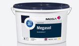 MEGA 361 Megasol allergieneutrale, weichmacher-, lösemittel- und ammoniakfreie, ECO-zertifizierte Sol-Silikatfarbe