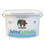 Sylitol-LithoSil Caparol Mineralfarbe lösemittelfreie, umweltschonende, geruchsarme und weichmacherfreie Silikatfarbe
