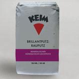 KEIM Brillantputz Rauputz - Hochwertiger mineralischer Leichtputz