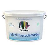 Caparol Sylitol® wetterbeständige, sorptionsfähige, CO2-durchlässige, doppeltverkieselnde und quarzverstärkte Fassadenfarbe