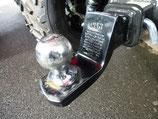 Steckbare Anhängerkupplung für MXU 450i