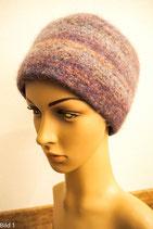 Hüte aus Strickfilz