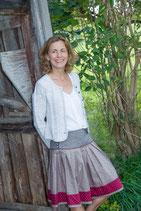 Nähservice für bayrischen Trachtenrock für Mädchen und Frauen