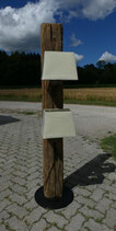 Doppel-Lampe