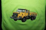 Lastwagen Lätzchen