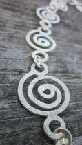 Halskette Spirale
