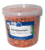 18 Karottenchips