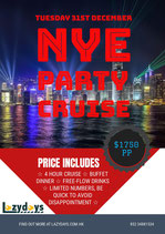 2020 New Year's Eve Harbour Cruise
