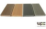 Bambus BPC Terrassendiele  - Massivdiele / Volldiele - Holzoptik / feine Rillen - 150x25mm L=5,8m Preis  / lfm - Gültig solange der Vorrat reicht!