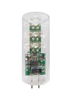 LED Zylinder 12x weiß 12V 2W GU5.3