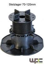 Stelzlager Plattenlager 70-120mm / Stk.