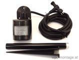 Bewegungsmelder 165A - 12V max. 60W