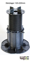 Stelzlager Plattenlager 120-220mm / Stk.