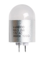 LED warmweiß 12V 2W GU5.3
