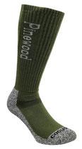Pinewood Coolmax Socken lang - Doppelpack