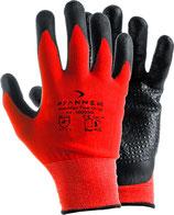 StretchFlex Fine Grip rot/schwarz