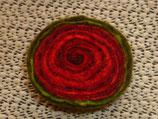 3 Riesen - Filzspiralen / Filzperlen