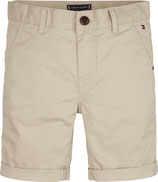 Tommy Hillfiger Chino-Shorts in Beige/Silt