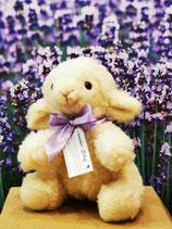 NEU: Lavendel Schlaf-gut-Schaf aus echter Schafschurwolle