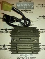 Реле регулятор для мотоцикла Honda SH538c-12