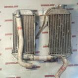 Радиатор левый и правый для мотоцикла Honda CRF150RB