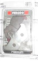 FERODO FDB2050P - Тормозные колодки для мотоцикла BMW