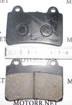 Тормозные колодки Yamaha XJ XJR FZ FZX TZR задние
