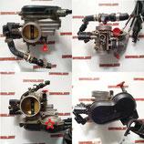 Дроссельная заслонка для мотоцикла KTM 250 XCFW Engine 250 XCF-W