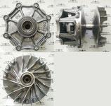 вариатор ведущий Kawasaki teryx 750 08-13