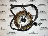 Генератор + крышка на мотоцикл Suzuki Intruder VS800