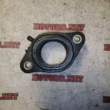Патрубок впускной резиновый для мотоцикла Suzuki GSX-R750 96-99