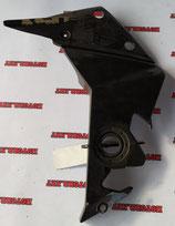 Накладка пластиковая левая для мотоцикла Kawasaki ZR1000 Z1000