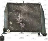 Радиатор с вентилятором в сборе для мотоцикла Yamaha YZF-R1 R1 02-03