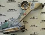 крепление подножки правое с подножкой Honda VFR 800 (1998-2002)