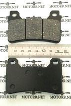 Тормозные колодки FDB2181