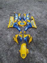 Пластик yamaha yzf r6 2008 комплект