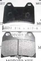 Тормозные колодки FA244