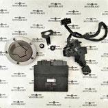 Коммутатор+замок зажигания+крышка бака для мотоцикла Kawasaki ZX600 Ninja ZX-6R