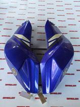 Накладка на бак для мотоциклов Yamaha YZF125R 08-11