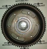 Маховик Kawasaki с шестерней 21007-1367
