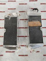 Радиаторы для мотоцикла Kawasaki KX125 KX250