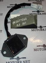 Реле зарядки для мотоцикла Yamaha WR450 07-13