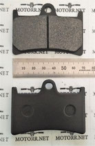Тормозные колодки FDB2111